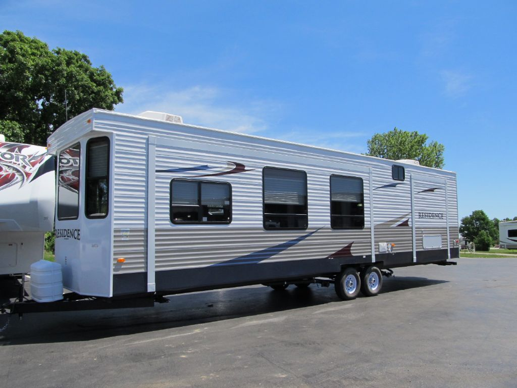 Park Model Travel Trailer